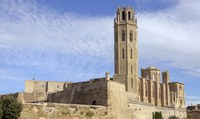 Monumental complex of the Old Cathedral and King's Castle - La Suda