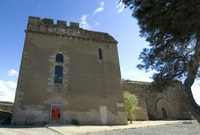 Templar Castle of Gardeny